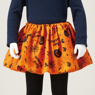 10pumpkin skirt hc1708