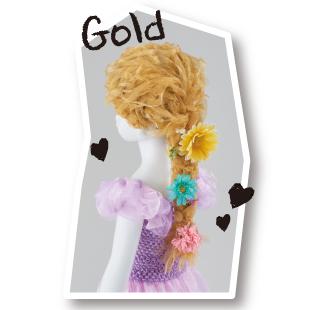 6gold wig hc1708