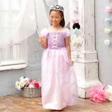 Thumb 7purple princess dress hc1708