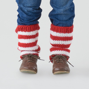 3border leg warmers mo133 17aw