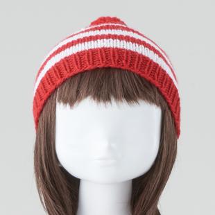 2border knitcap mo131 132 17aw