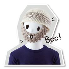 Thumb 4kids beard knitcap mo134 17aw2