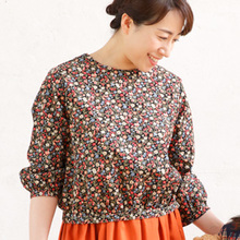 Thumb adult blouse hk9 1808