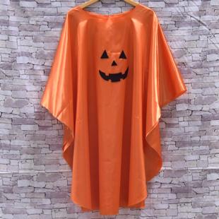 Hc18aw pumpkin poncho