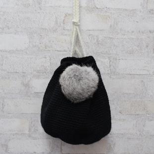 Mo208 18aw kinchaku bag