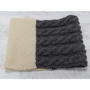 Mo204 18aw  bi color snood