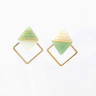 Beads rsp26resin diamond pierce