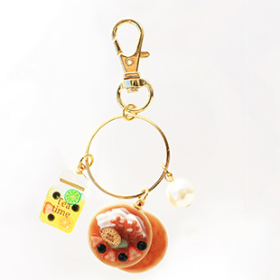 Beads rsp30resin sweets keyholder1