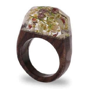 201909wood resin ring