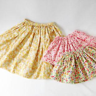 Straight cut skirt310a