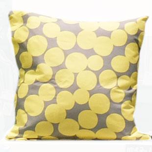 Straight cut cushion cover y310