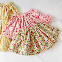 Thumb straight cut skirt310b