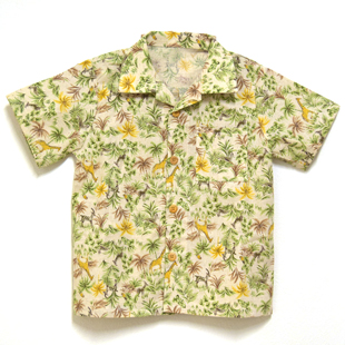 Hk2 2003kids aloha shirt