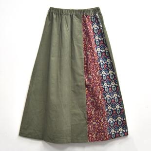 Hk5 2007change long skirt310