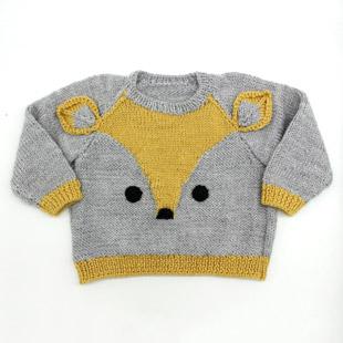 Mo103 20aw animal pullover