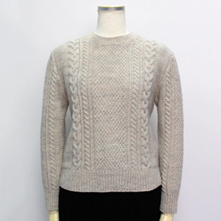 Mo105 20aw alanpattern pullover