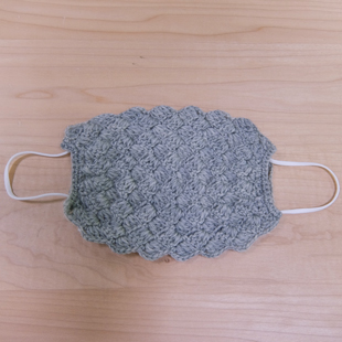 2020aw mask cover crochet hook