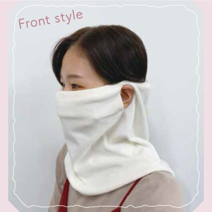 2020aw facecover snood