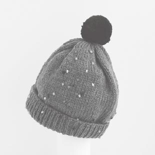 Yo2 20aw ponponkids knitcap