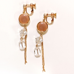 202103accessory ccb beads earrings