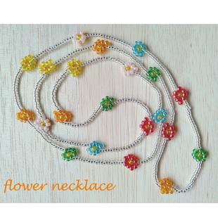 202108qb flower necklace