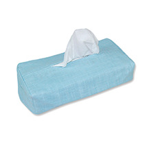 Thumb box tissue case