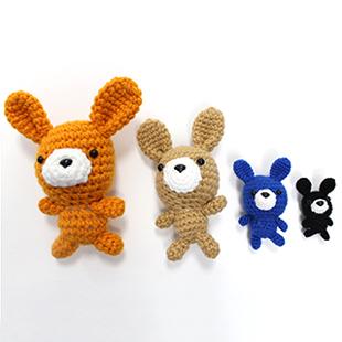 201608 rabbit amigurumi1