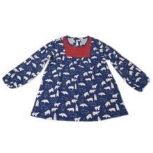 Thumb smock blouse2016aw