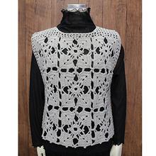Thumb motif vest mo38 16aw